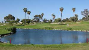 Rancho San Joaquin GC: #8