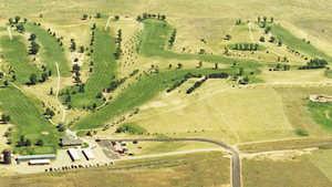 Hugoton GC: Aerial view