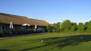 Sollerod GC: clubhouse