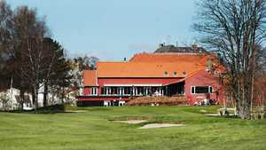 Rungsted GC: clubhouse