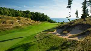 Arcadia Bluffs GC