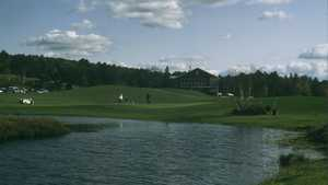 North at Bretwood GC: #18