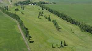Splickan GCC: Aerial view