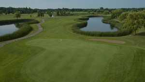 North Links GC: #18