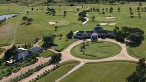 La Barra GC: clubhouse