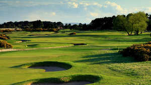 Carnoustie Golf Links - Burnside: #1