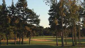 Woodhall Spa GC at National Golf Centre - Bracken: #8