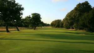 Woodhall Spa GC at National Golf Centre - Bracken: #9