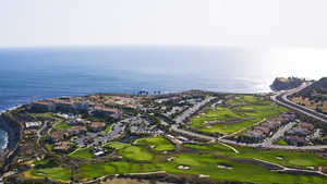 The Links at Terranea: Aerial
