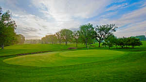 Eighteen Hole at Cherry Hills CC: #13