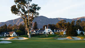 Valley Club of Montecito: Clubhouse