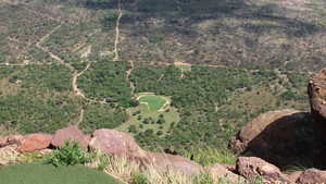 19th hole at Legend Golf & Safari Resort