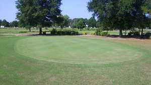 Sandy Ridge CC: Practice area