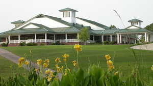Jacksonville CC: Clubhouse