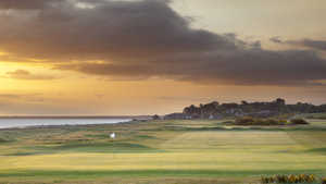 Nairn GC: 2nd hole