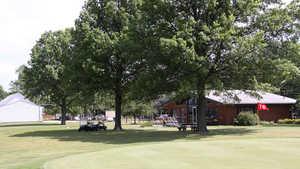 Shady Grove GC: #18