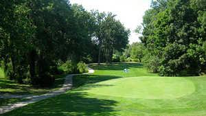FoxCreek Golf & Racquet Club: #17