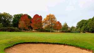 Bunker at David Lloyd Hampton Golf Course