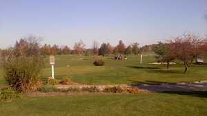 Country Acres GC: Driving range