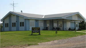 Arm Lake Campground & GC: Clubhouse