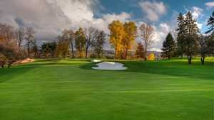 Weyhill at Saucon Valley CC: #13
