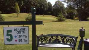 DeMamiel Creek Executive GC: #5