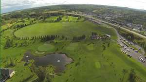Club de Golf le Ricochet: Aerial view