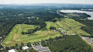 High Bridge Hills GC: Aerial