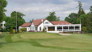Williamwood's clubhouse