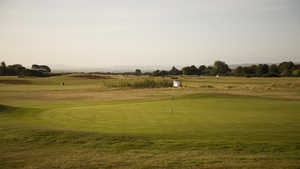 Troon Fullarton's 13th green