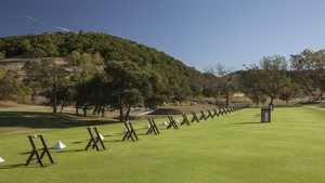 Tapatio Springs Hill Country Resort & Spa: Driving Range