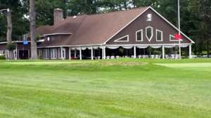 Clearfield-Curwensville CC: Clubhouse