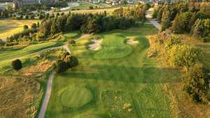 Crooked Tree GC: #15
