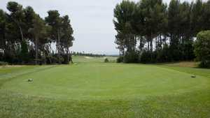 Real Club de Golf El Prat - Yellow: #10