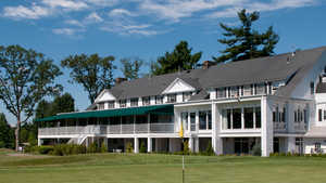 Essex Fells CC: Clubhouse