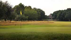 Doncaster GC: Clubhouse
