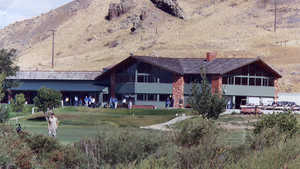 Beaver Creek GC: Clubhouse