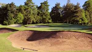 Copt Heath GC: #8
