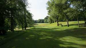 Saint Cloud GC - Green: #16