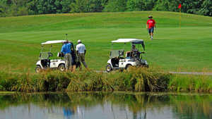 Eighteen Hole Regulation at Pipestem State Park Resort