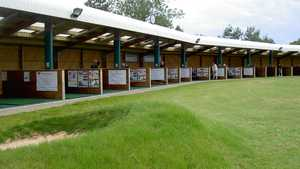 Formby Golf Centre: Driving range