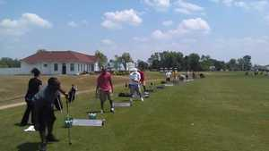 The Golf Depot: Driving range