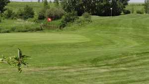 Flowing Springs Golf Greens: #5