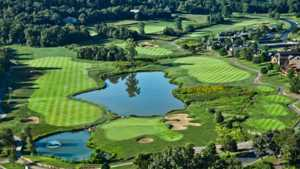 Old Kinderhook GC: Aerial