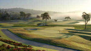 No.18 on Champions Course at Omni La Costa Resort & Spa