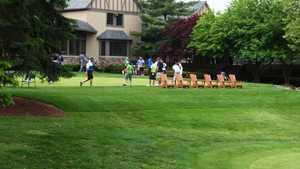 Knollwood CC: Practice area