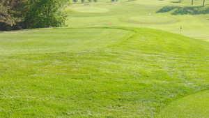 Pine Hills CC: Practice area