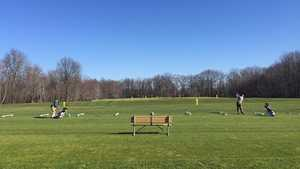 Avalon at Buhl Park GC: Driving range