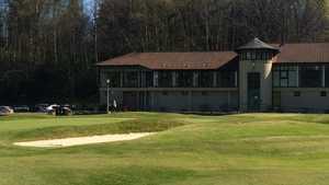 Balbirnie Park GC: Clubhouse