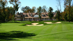 Tartan Fields GC: Clubhouse